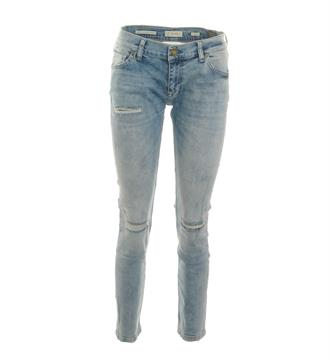 Zhrill Tapered jeans Danita w7098 Blue denim