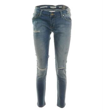 Zhrill Tapered jeans Danita w764 Blue denim